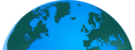 An image of the globe