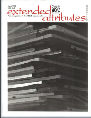 Some user group magazines were of professional caliber. This 32-page newsletter attracted subscribers from 28 countries.