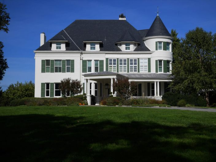 Number One Observatory Circle - VP Residence - DC