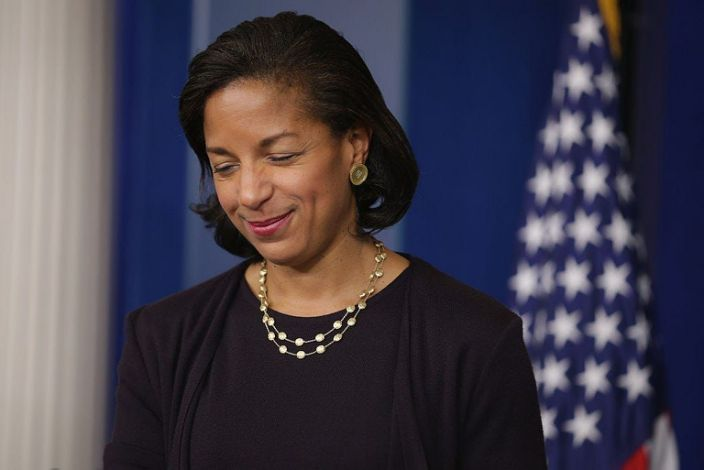 Former National Security Adviser Susan Rice endorsed Joe Biden for president in early March, ahead of his sweep of Super Tuesday states.