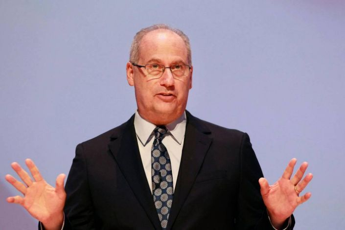 Miami Beach Mayor Dan Gelber gives his 2021 State of the City address at New World Center on Monday, March 15, 2021 in Miami Beach, Florida.