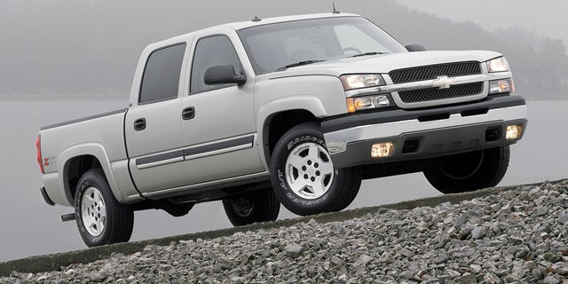 The 2004 Chevrolet Silverado was the most-stolen version of Chevy's full-size pickup in 2020.
